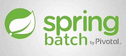 Customization ui batch spring admin spring